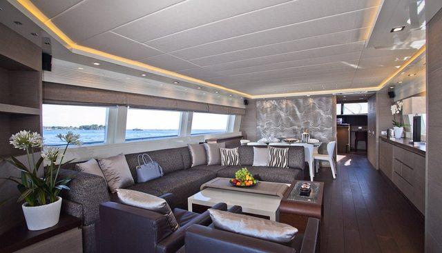 Aubrey Charter Yacht - 7