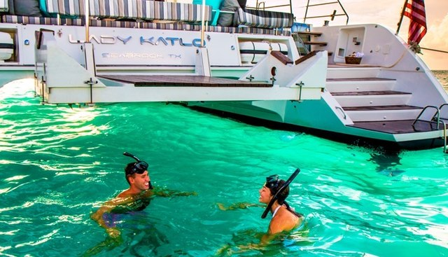 Lady Katlo Charter Yacht - 3