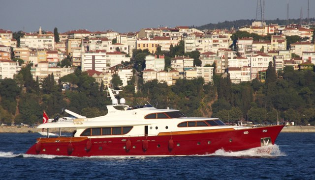 Mirage S Charter Yacht - 2