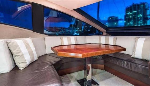 Persistence Charter Yacht - 8