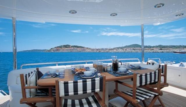 Serenity Charter Yacht - 3