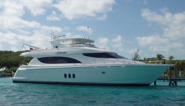 Sea Dozer Charter Yacht