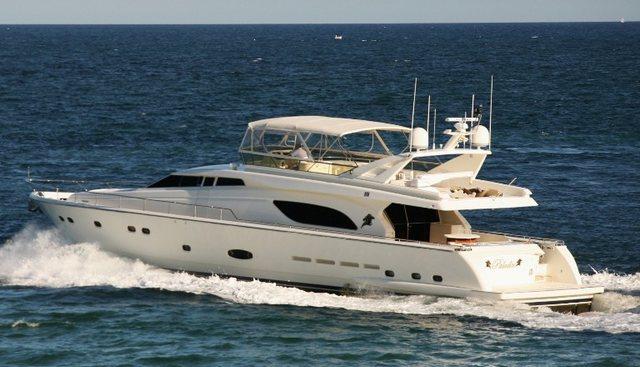 Paladin Charter Yacht - 2