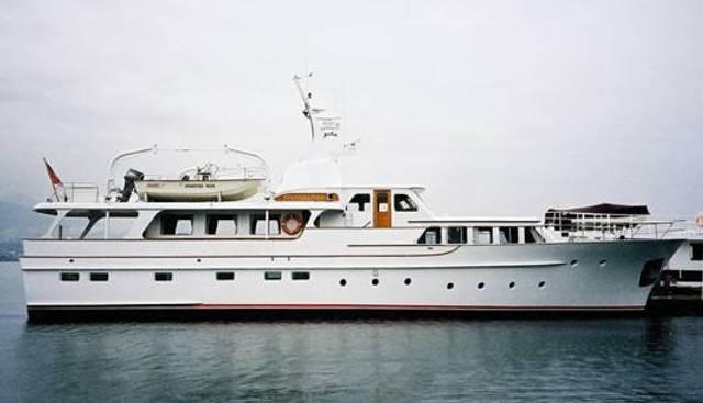 Stultifera Navis Charter Yacht