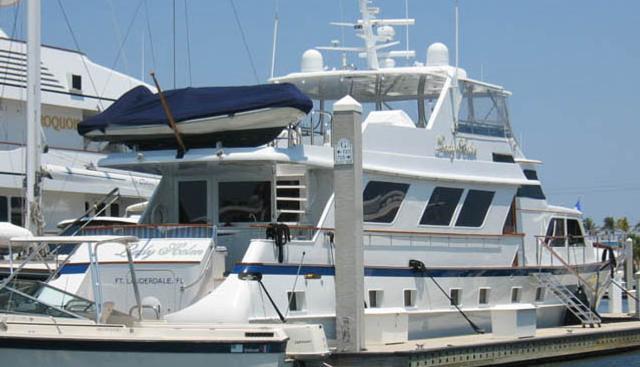 Lady Helen Charter Yacht