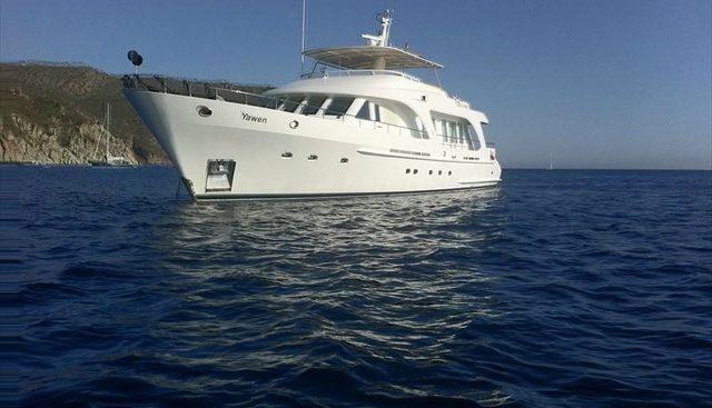 Yawen Charter Yacht