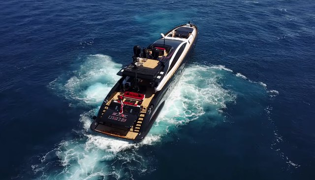 Black Legend Charter Yacht - 8