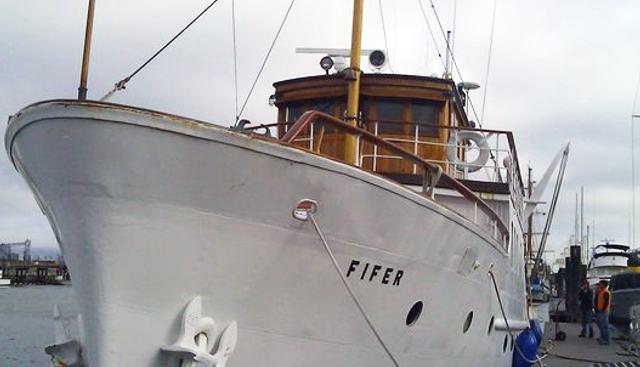 Fifer Charter Yacht - 2