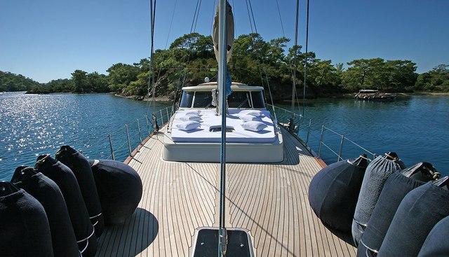 Tango Charlie Charter Yacht - 8