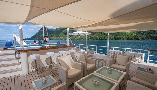 Seawolf Charter Yacht - 4
