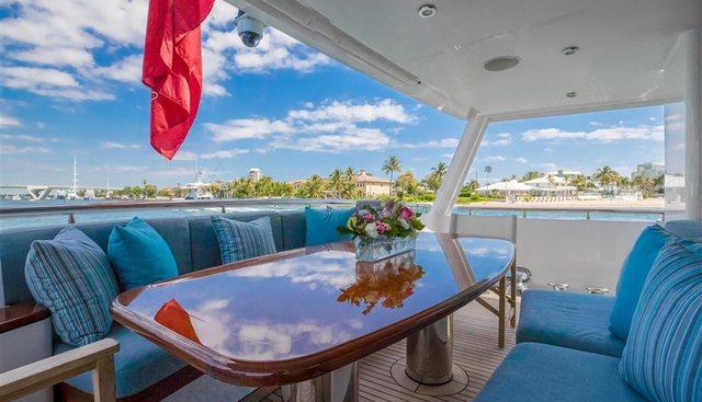Coy Koi Charter Yacht - 4