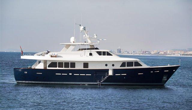 Amali Charter Yacht - 3