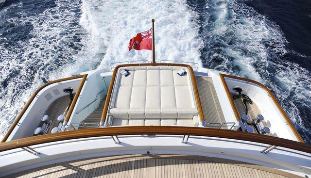Rocinante Charter Yacht - 5