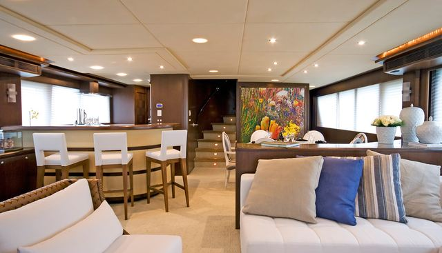 Hiatus Charter Yacht - 7