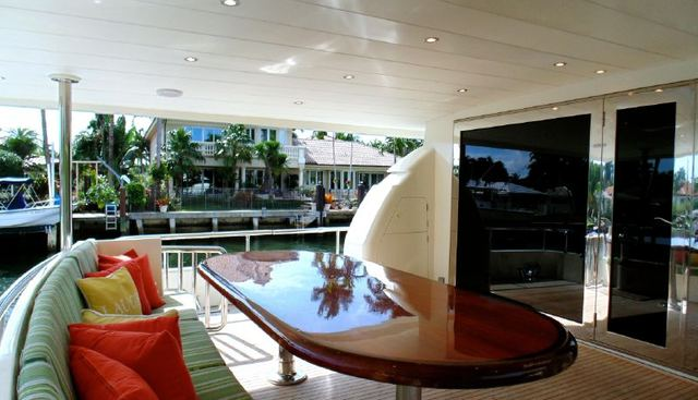 Watch Aft Charter Yacht - 5