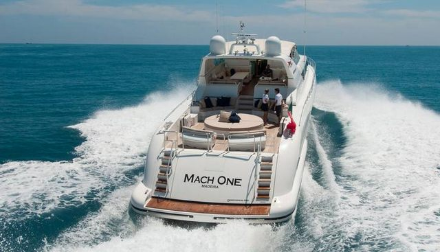 Quantum Of Seas Charter Yacht - 5