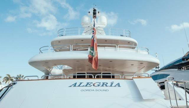 Alegria Charter Yacht - 5