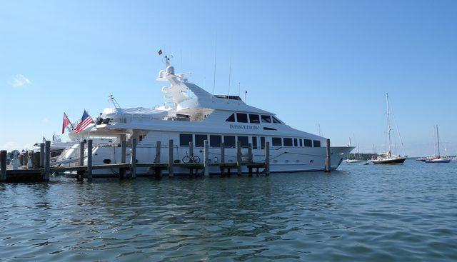 Indiscretion Charter Yacht - 4
