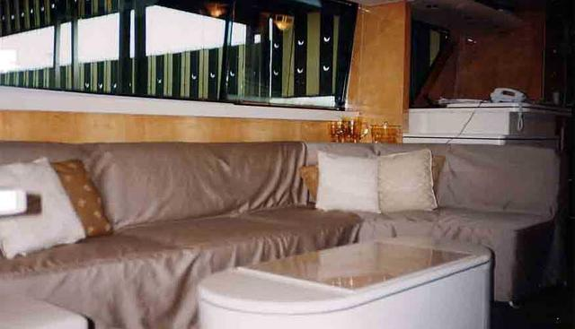 Meditacion Charter Yacht - 2