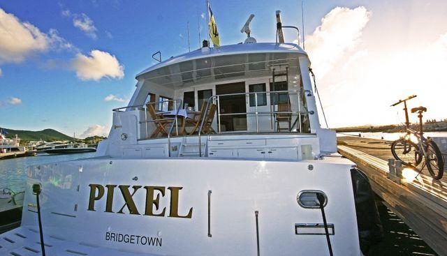 Pixel Charter Yacht - 5