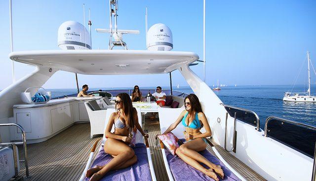 Sea Tramp Charter Yacht - 4