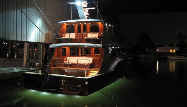 Patriot Charter Yacht - 5