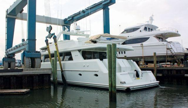 Aqua Kat Charter Yacht - 2