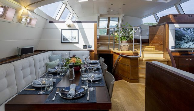 Radiance Charter Yacht - 7