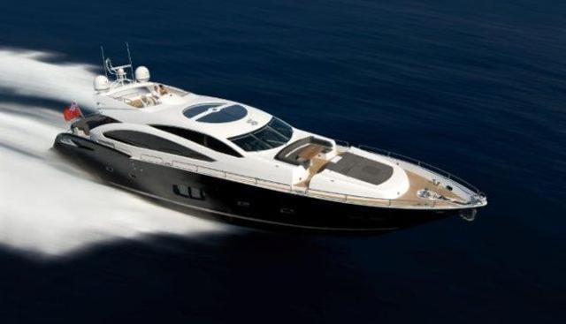 Predator 92 Charter Yacht