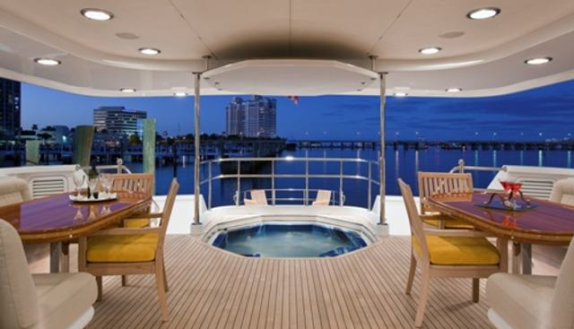 Sojourn Charter Yacht - 4