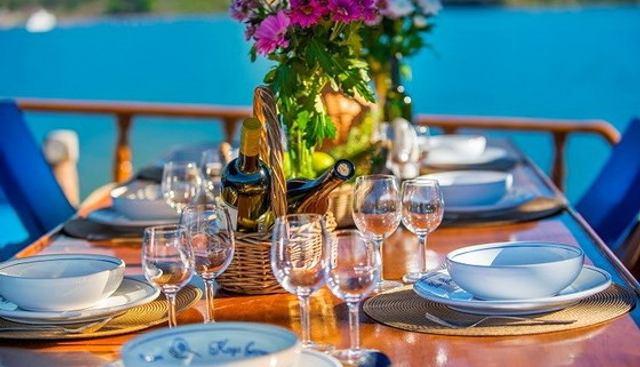 Kaya Gunery II Charter Yacht - 3