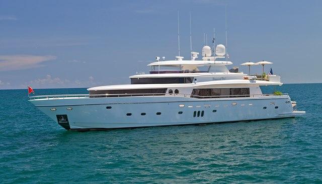 Lorax Charter Yacht