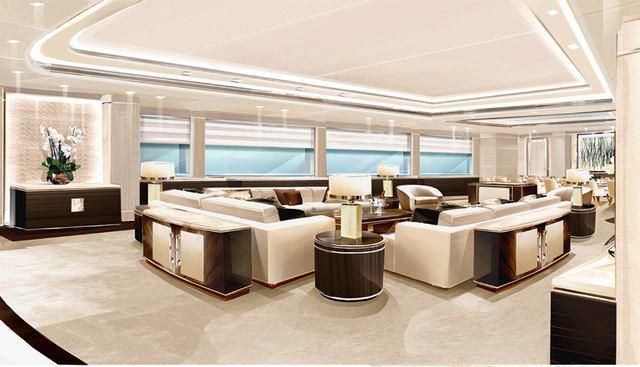 Natalina A Charter Yacht - 8