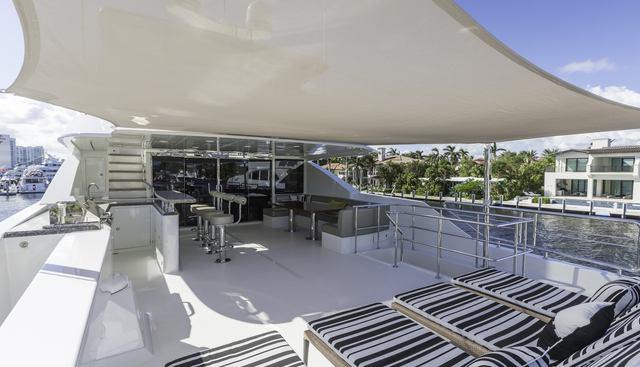 Sugaray Charter Yacht - 5