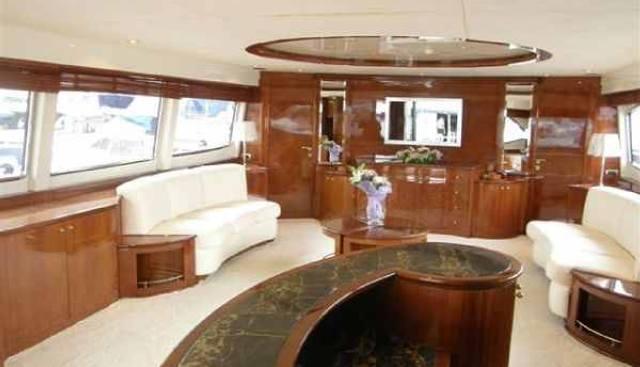 Azimut Jumbo 100 Charter Yacht - 5
