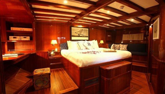 Queen of Datca Charter Yacht - 8