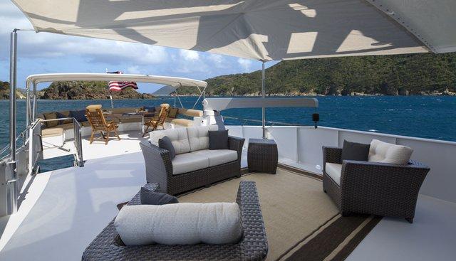 Ocean Drive Charter Yacht - 4
