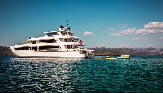 Adamaris Charter Yacht - 2