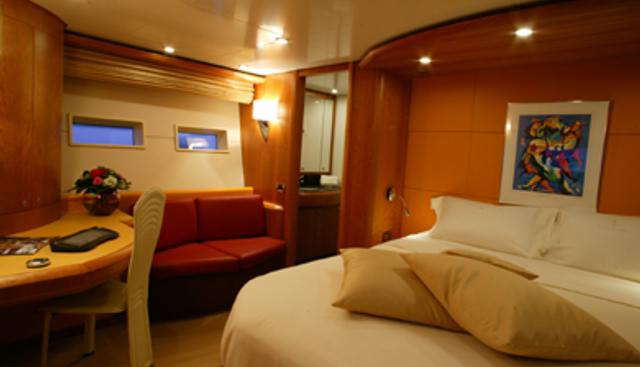 Where the Dreams have no End Charter Yacht - 8