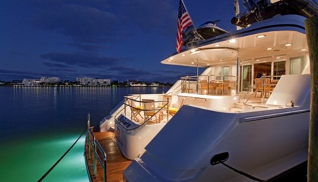 Sojourn Charter Yacht - 5