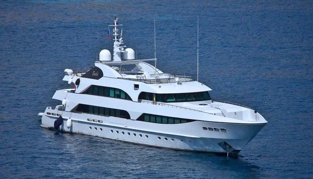 Barbie Charter Yacht - 2