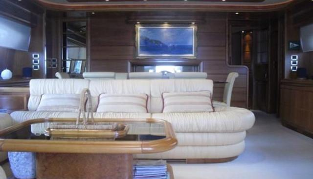 Mariposa Charter Yacht - 3