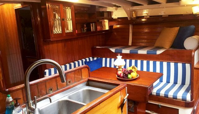 When and If Charter Yacht - 6