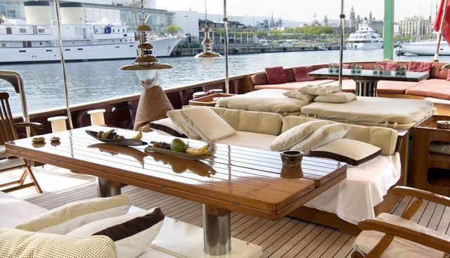 Don Giovanni Charter Yacht - 3