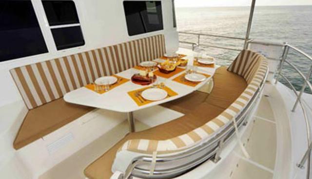 Silvia M Charter Yacht - 8