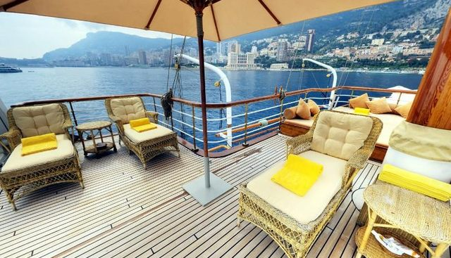 SS Delphine Charter Yacht - 4