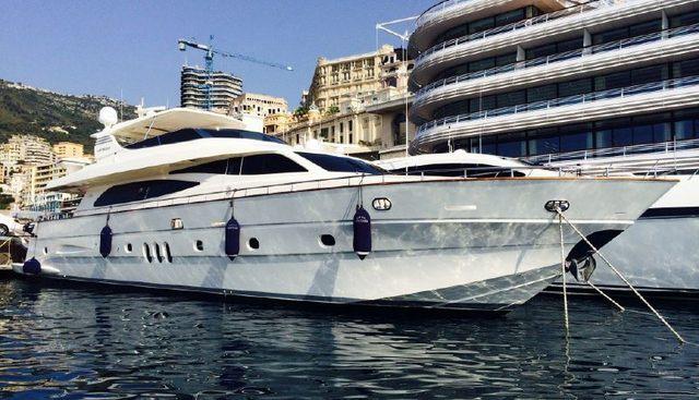 Princesses Charter Yacht