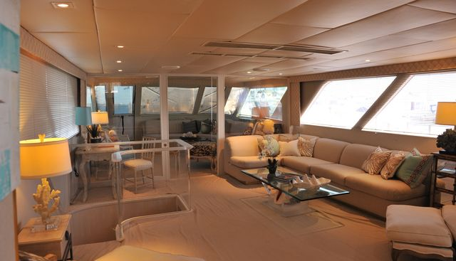 Miss Colombia Charter Yacht - 3