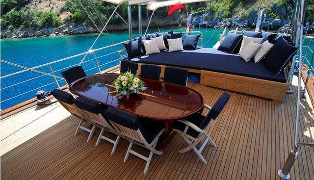 Viva Shira Charter Yacht - 4