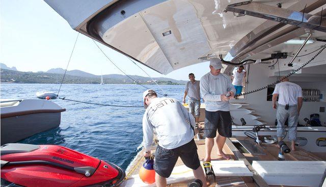 taTii Charter Yacht - 7